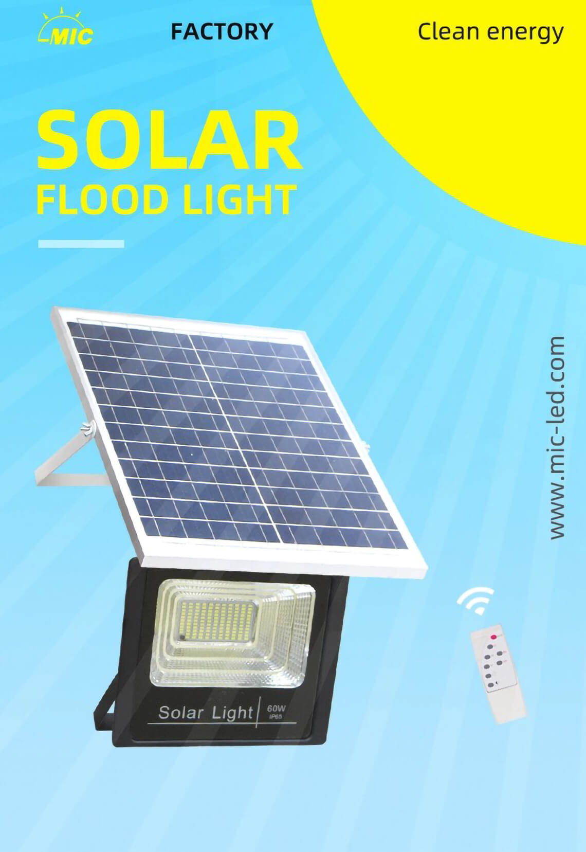 10w solar flood light-detail-1