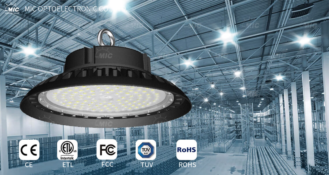 140lm led ufo led high bay light industrial-detail-1