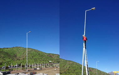 180w led street light project-thum