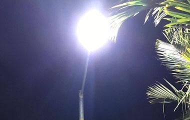 60w led路灯项目3