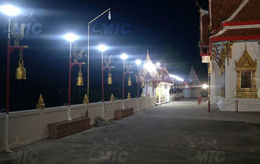 mic led flood light and led street light-1
